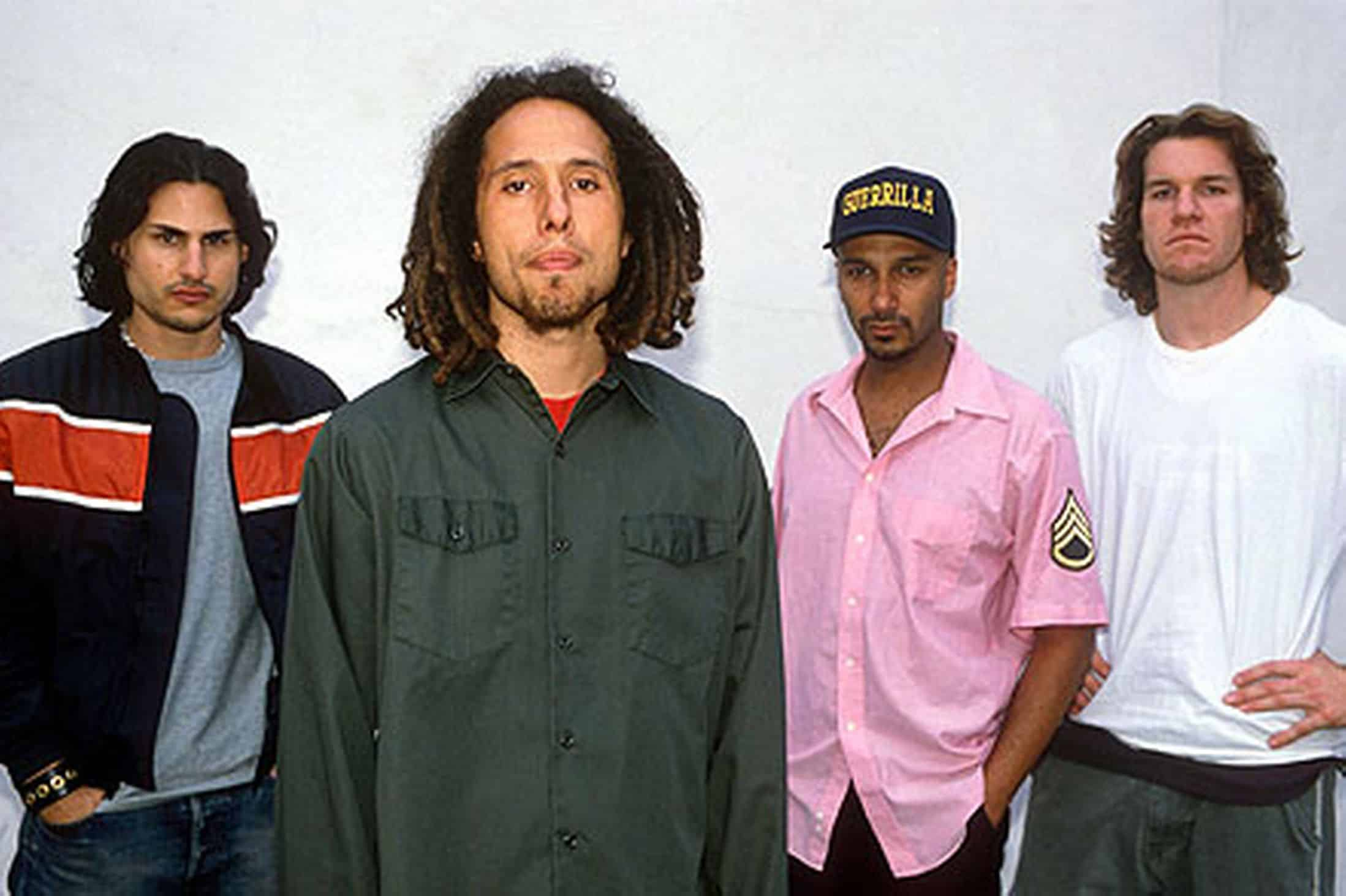 rage against the machine Rage against the machine roxy music stevie nicks the cure todd rundgren rufus & chaka khan the zombies inductees will be announced in december the induction ceremony goes down 3/29 of next year.